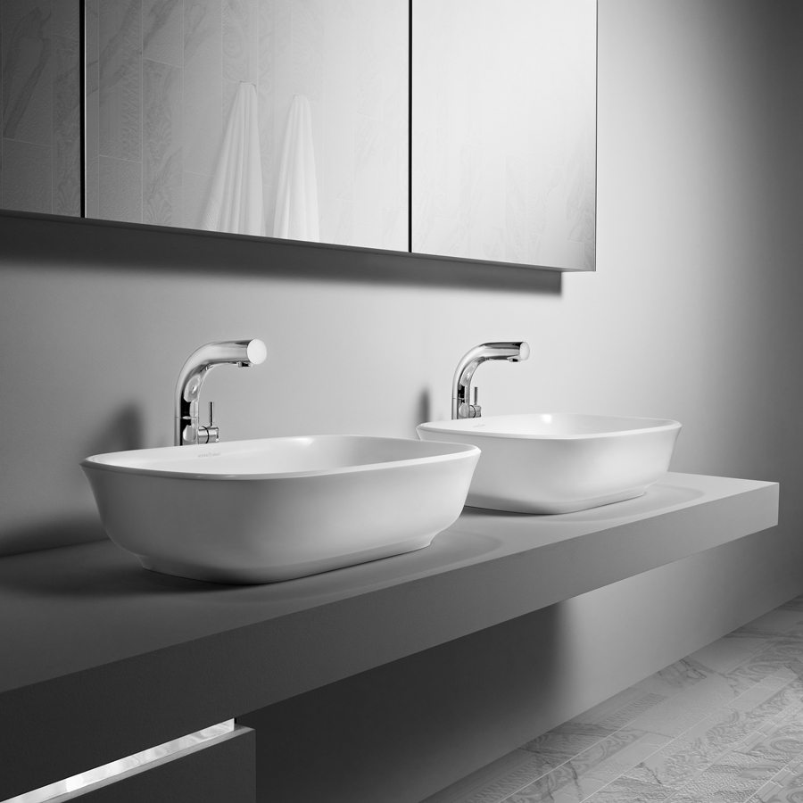 Counter Top Vessel Basins