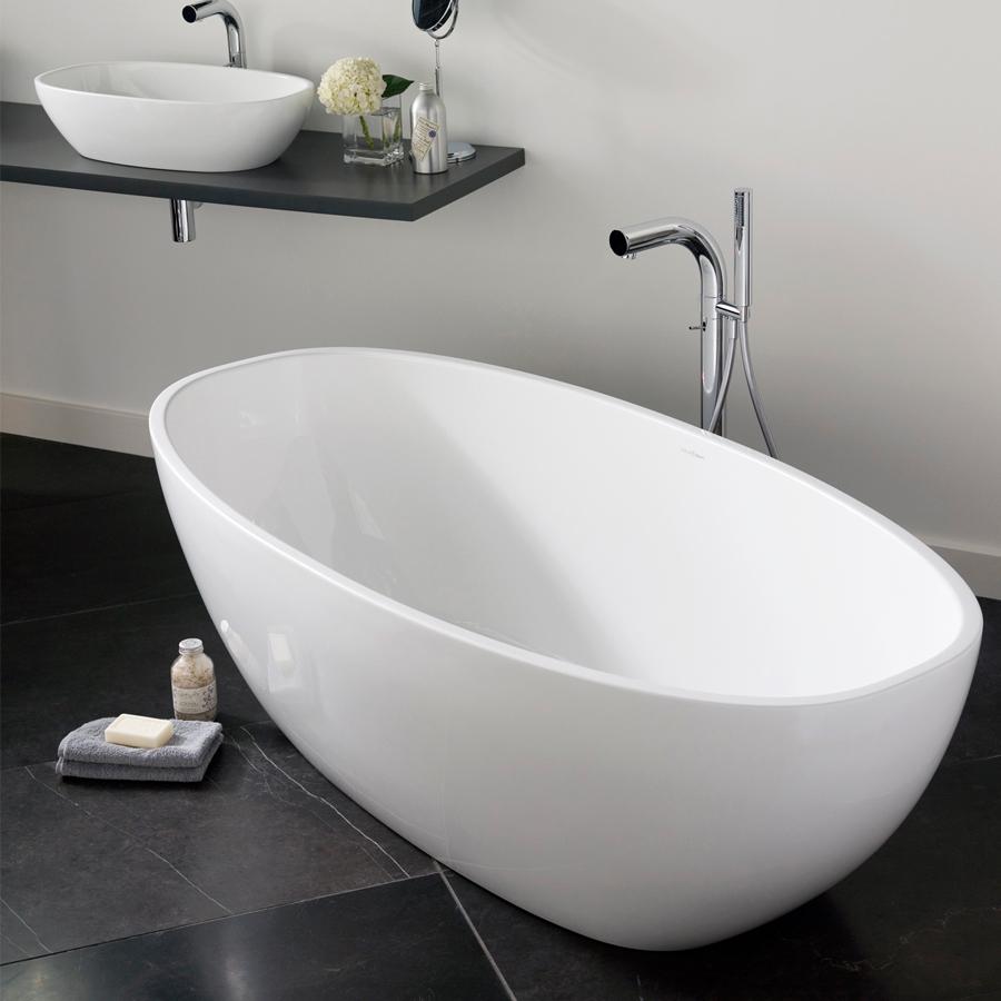 victoria albert barcelona bath luxe by design. Black Bedroom Furniture Sets. Home Design Ideas