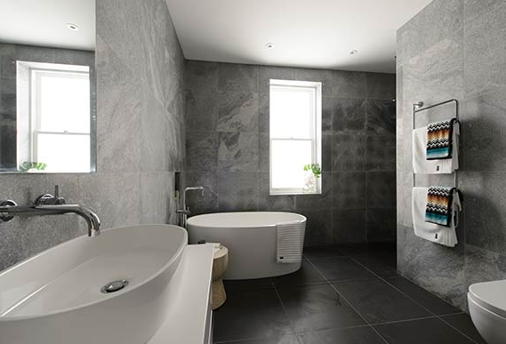 Top 5 bathrooms from the block blog divine bathrooms for Best bathrooms in australia