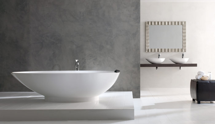 Victoria + Albert Napoli bath headrest is distributed in Queensland by Luxe by Design, Australia.