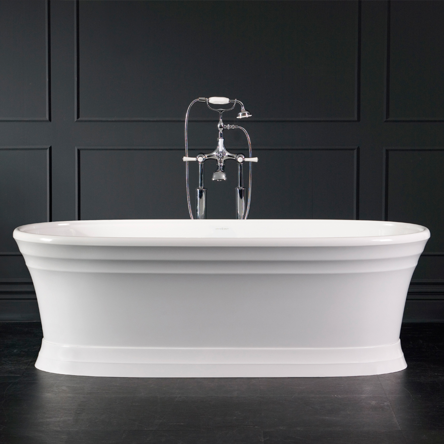 victoria albert worcester bath luxe by design. Black Bedroom Furniture Sets. Home Design Ideas
