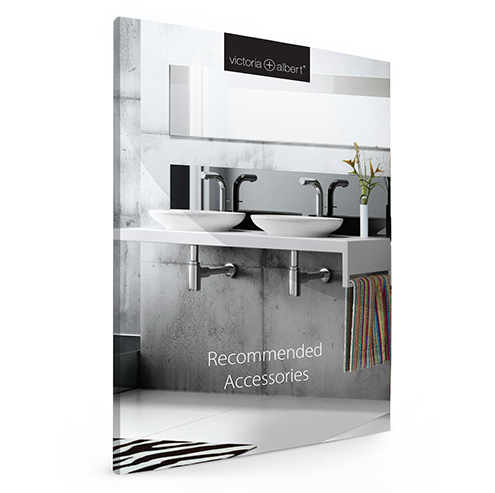 Victoria and Albert accessory recommendations catalogue 2016 Australia. Distributed in Australia by Luxe by Design, Brisbane